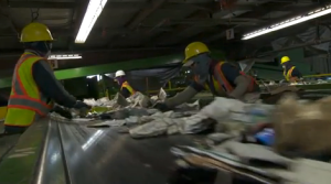 Surrey recycling facility