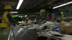 Surrey recycling facility