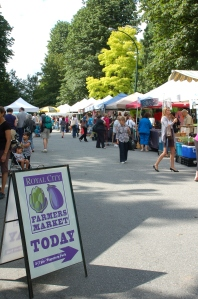 New West Farmers Market
