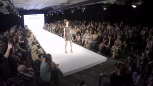 EcoFashion Week runway