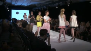Ecofashion runway