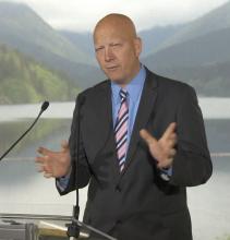 Board Chair Greg Moore