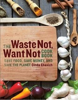 waste not want not cookbook