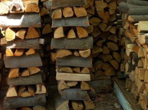 stacked-wood-pile