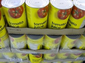 """No name sans nom tomato juice"" by Michael Francis McCarthy"