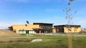 Annacis Research Centre exterior wide