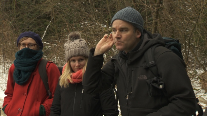Surrey Teachers Listening to Nature