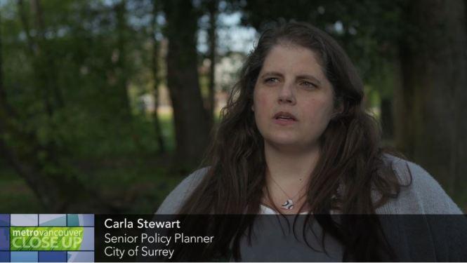 Carla Stewart, Senior Policy Planner, City of Surrey